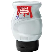 Berol Ready Mix, Farbe silber