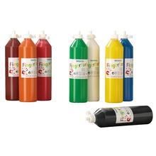 Wehrfritz-Fingerfarben-Sortiment