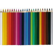 Wehrfritz-Stifte-Set mit 24 Farben