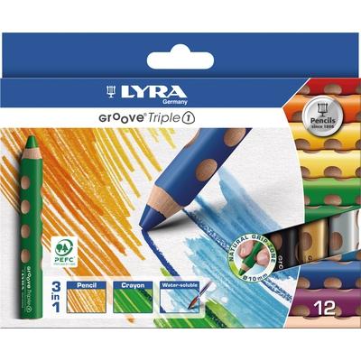 LYRA Groove Triple