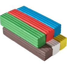 Wehrfritz-Knete-Set Grundfarben