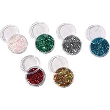 Glitter-Schminke-Set
