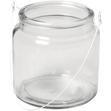 Deko-Glas mit Aufhängebügel