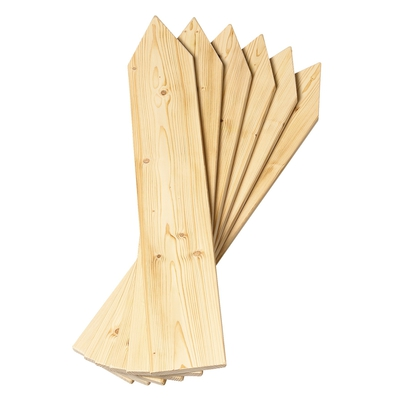Zaunlatten Holz Holzbearbeitung Sachenmacher Wehrfritz