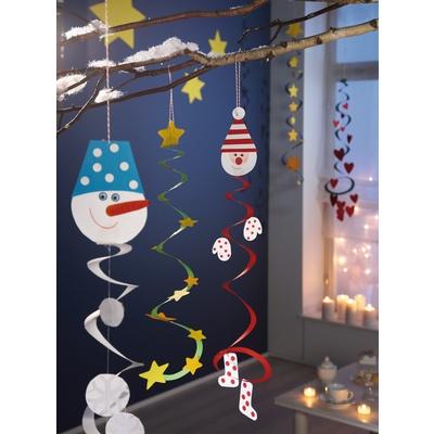 """Sachenmacher """"Papierspiralen Weihnachten"""""""