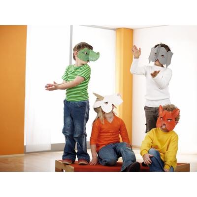 """Sachenmacher-Masken """"Einheimische Tiere"""""""