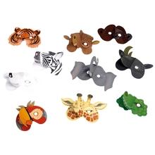 """Sachenmacher-Masken """"Wilde Tiere"""""""