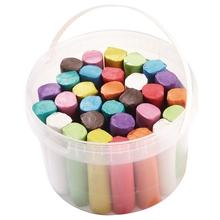 Kneteimer mit 10 Farben