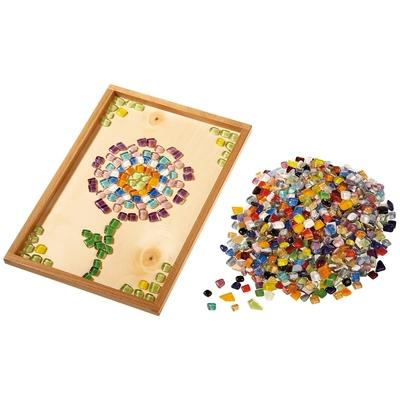 Softglas-Mosaiksteine