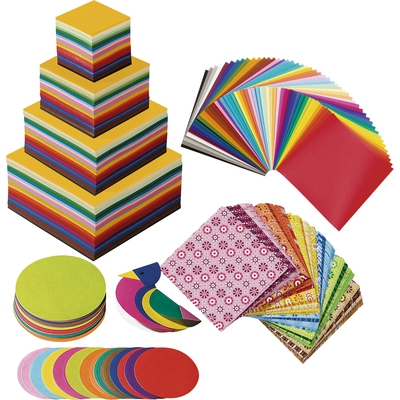 Faltblatt-Set für Faltblattständer