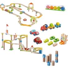 Kullerbü-Spiel- & Kugelbahn-Set