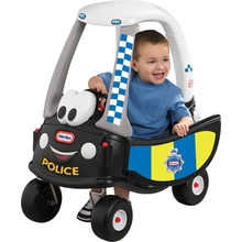 Laufauto Polizei