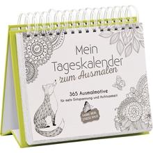 Mein Tageskalender zum Ausmalen
