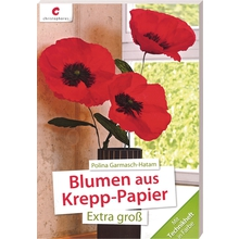 Blumen aus Krepp-Papier