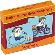 """Bildkarten zur Sprachförderung """"Verben"""""""