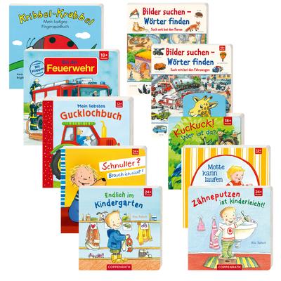 Buchpaket für Kinder unter 3