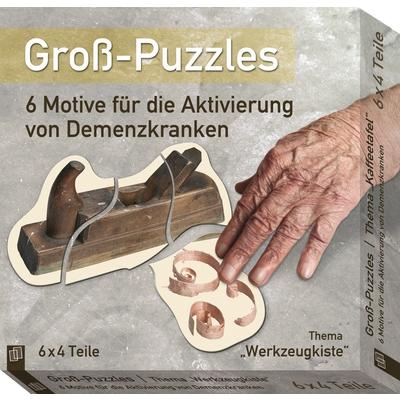 """Groß-Puzzle """"Werkzeugkiste"""""""