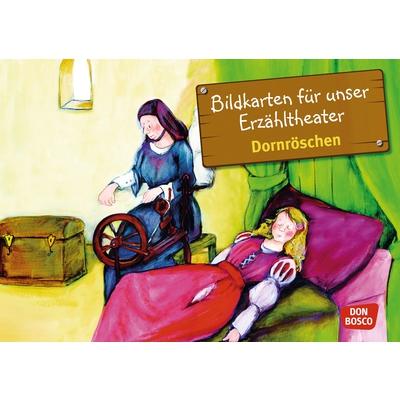 """Bildkarten """"Dornröschen"""""""