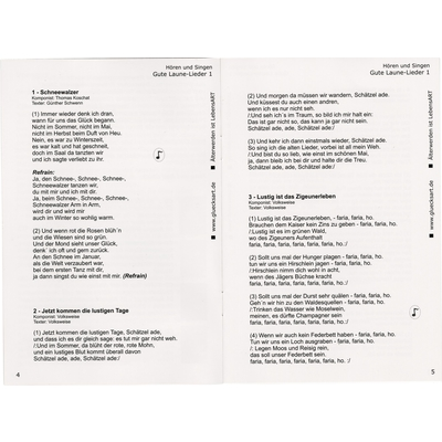 Gute-Laune-Lieder