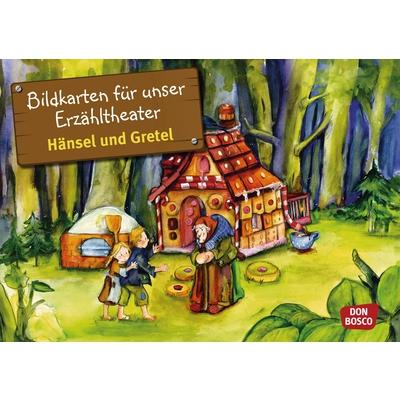 "Bildkarten ""Hänsel & Gretel"""