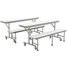Tisch-Bankkombination