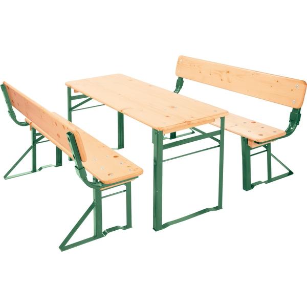 Kinder-Party-Garnitur mit Lehne | Tische & Bänke | Außenspielgeräte ...