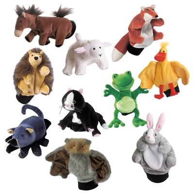 Handschuh-Tiere-Set