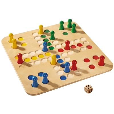 Ludo-Brettspiel