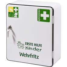 "Erste-Hilfe-Verbandschrank ""Krippe"""