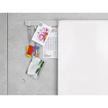 Dekostahlband für Wandschiene A+B
