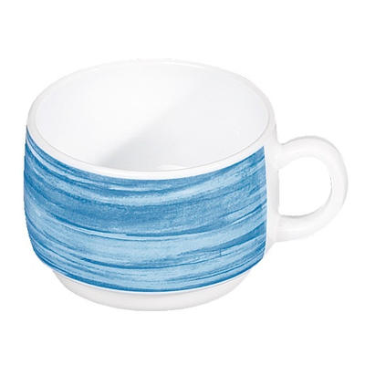 "Tasse ""Brush blue"""