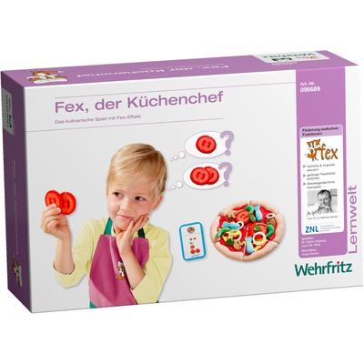Fex, der Küchenchef