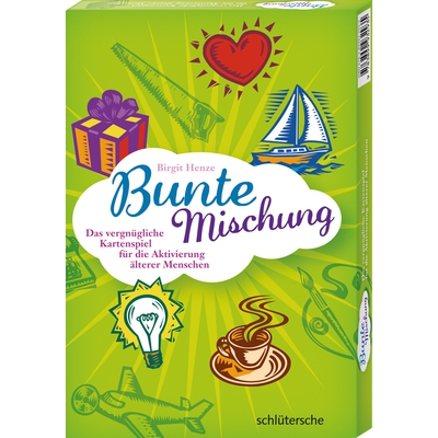 Bunte Mischung – Aktivierungskarten