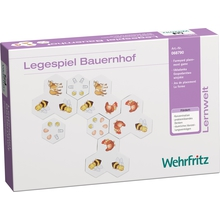 """Legespiel """"Bauernhof"""""""