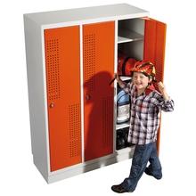 Garderobenspind für den Kindergarten