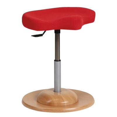 Pendelhocker mit Ergo-Sitz