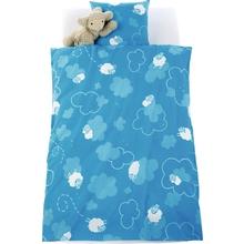 Bettwäsche-Spar-Set Schafe blau