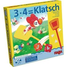 3 x 4 = Klatsch
