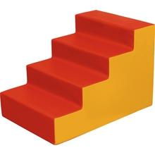 Schaumstoff-Treppe