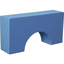 Schaumstoff-Brücke