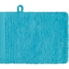 Waschhandschuh, hellblau
