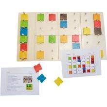 Sudoku-Farbenpuzzle