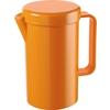 Kaffeekanne, orange, 1,3 l