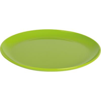 Teller flach, apfelgrün