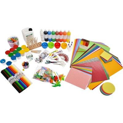 """Materialpaket """"Kreativ"""" für Bastelwagen"""