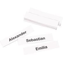Papierstreifen-Satz
