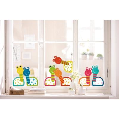 Sachenmacher Fenster Schnecken Fruhling Sommer Saisonales