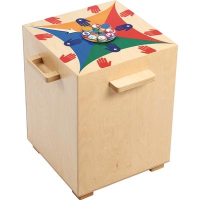 baff-Trommel-Spieltisch