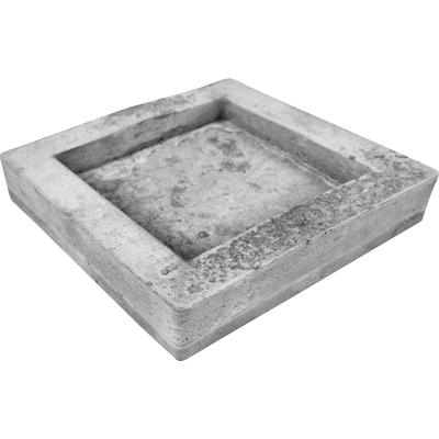 "Beton-Gießform ""Quadrat"""