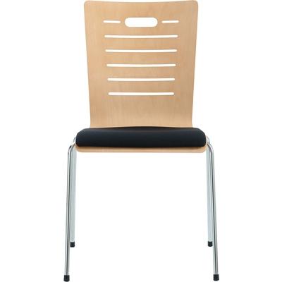 """Stuhl """"Resso"""", Sitz gepolstert"""